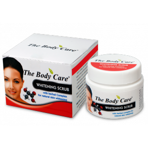 Buy The Body Care Whitening Scrub - Nykaa
