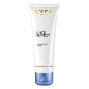 Buy Herbal L'Oreal Paris White Perfect Scrub - Nykaa
