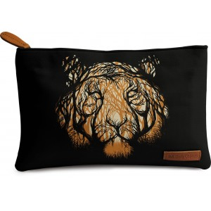 Buy DailyObjects Wild Trees Carry-All Pouch Medium - Nykaa