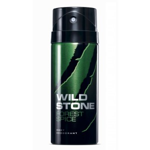 Buy Wild Stone Forest Spice Deodorant Spray - Nykaa