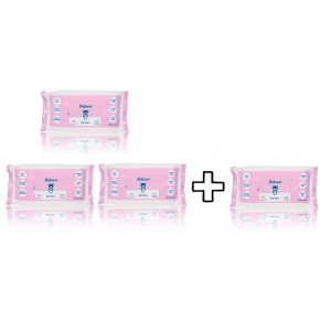 Buy Softsens Premium Baby Wipes - 80 Wipes (Buy 3 Get 1 Free) - Nykaa