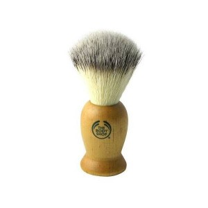 Buy The Body Shop Wooden Shaving Brush - Nykaa