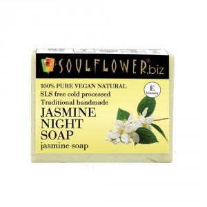 Buy Soulflower Jasmine Night Soap - Nykaa