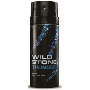 Buy Wild Stone Thunder Deodorant Spray - Nykaa
