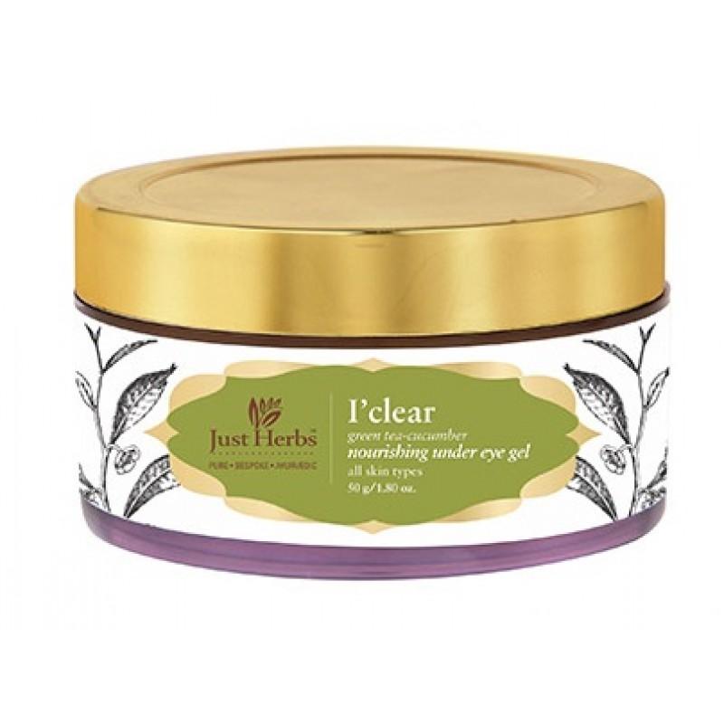 Just Herbs I'Brite Almond-Green Tea Nourishing Under Eye Cream