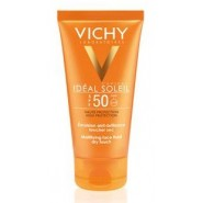 Vichy Ideal Soleil SPF 50 Mattifying Face Fluid Dry Touch