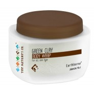 The Nature's Co. Green Clay Body Wrap