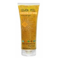 The Nature's Co. Lemon Peel Exfoliating Body Wash