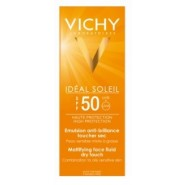 Vichy Ideal Soleil Mattifying Face Fluid Dry Touch