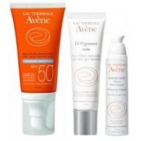 Avene Hyper Pigmentation Skin Routine Kit