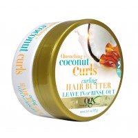 Organix Coconut Curls Curling Hair Butter 6.6Oz