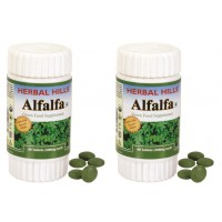 Herbal Hills Alfalfa Tablets (Buy 1 Get 1)