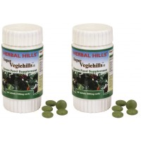 Herbal Hills Super Vegiehills Tablets (Buy 1 Get 1)