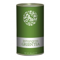 LaPlant Lemongrass Green Tea Long Leaf
