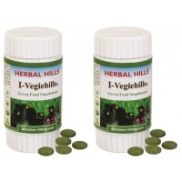 Herbal Hills I - Vegiehills Tablets (Buy 1 Get 1)