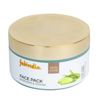 Fabindia Aloe Cucumber Gel Pack