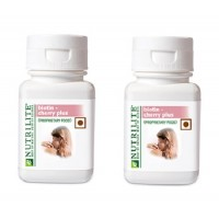 Amway Nutrilite Biotin Cherry Plus For Hair, Skin and Nails - Pack of 2
