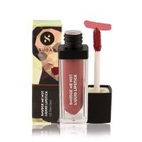 SUGAR Smudge Me Not Liquid Lipstick - 03 Tan Fan (Mauve Nude)