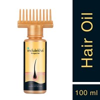 Indulekha Bringha Hair Oil Selfie Bottle