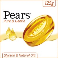 Pears Pure And Gentle With Glycerine And Natural Oils