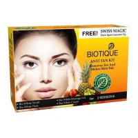 Biotique Anti Tan Facial Kit