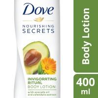 Dove Invigorating Ritual Body Lotion