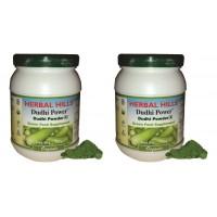 Herbal Hills Dudhi Power - Bottle Gourd Powder Supplement (Buy 1 Get 1)