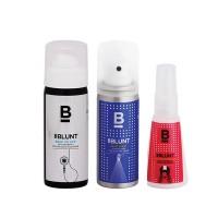 BBLUNT Mini Back To Life Dry Shampoo + Mini High Definition Curl Leave In Cream + Mini Spotlight