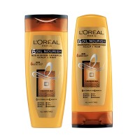 L'Oreal Paris 6 Oil Nourish Shampoo + L'Oreal Paris 6 Oil Nourish Conditioner