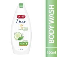 Dove Go Fresh Body Wash (Rs. 61/- Off)