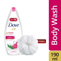 Dove Go Fresh Revive Bodywash Now at Rs. 99/- (Off Rs.61)