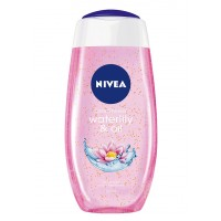 Nivea Water Lily And Oil Shower Gel
