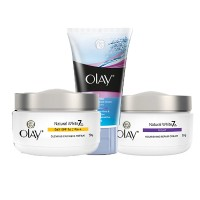 Olay Natural White Complete Regime