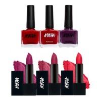 Nykaa Best Fall Lipstick & Nail Combo