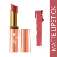 Lakme 9 To 5 Matte Lip Color - Peony Goal