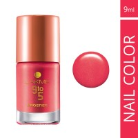 Lakme 9 To 5 Frosties NailEnamel - Pink Frost