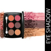 Lakme Absolute Illuminating Eye Shadow Palette - French Rose
