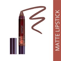Lakme Absolute Lip Pouts Matte Masaba Lip Color - Hot Chocolate