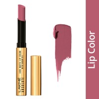 Lakme Absolute Luxe Matte Lip Color With Argan Oil - Rosy Lips