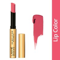 Lakme Absolute Luxe Matte Lip Color With Argan Oil - Rouge Love