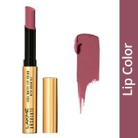 Lakme Absolute Luxe Matte Lip Color With Argan Oil - Mauveness