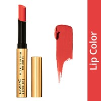 Lakme Absolute Luxe Matte Lip Color With Argan Oil - Berry Luxe