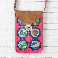 India Circus The Indian Influx Small Sling Bag