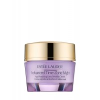 Estee Lauder Advanced Time Zone Night Age Reversing Line / Wrinkle Creme - All Skin Types