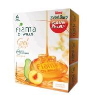 Fiama Di Wills Mild Dew Bathing Bar (Set Of Three)
