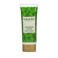 Vaadi Herbals Anti-Acne Neem Face Pack with Clove & Turmeric