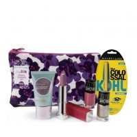 Maybelline Insta Glam Spring Summer Kit - Mauve