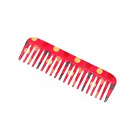 FeatherFeel Printed Polka Fever Shampoo Comb
