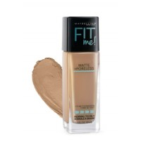 Maybelline New York Fit Me Matte + Poreless Foundation # 322 Warm Honey