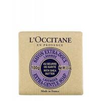 L'Occitane Shea Butter Extra Gentle Soap - Lavender